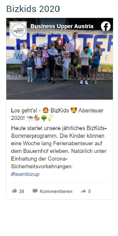 Foto mit Kindern