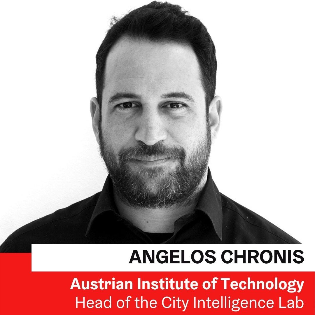 Angelos Chronis, MSc | Austrian Institute of Technology GmbH ©Angelos Chronis