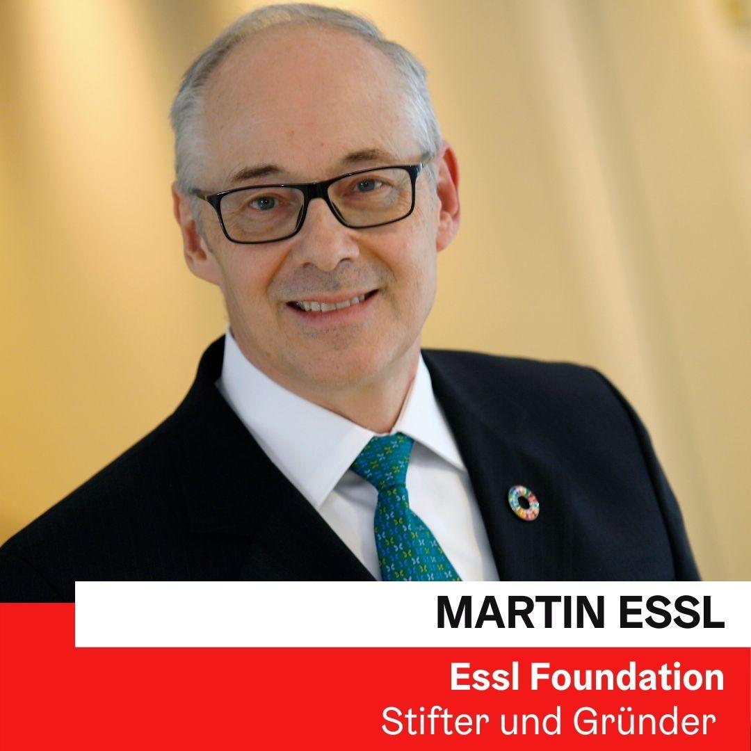 Martin Essl | Essl Foundation © Pepo Schuster