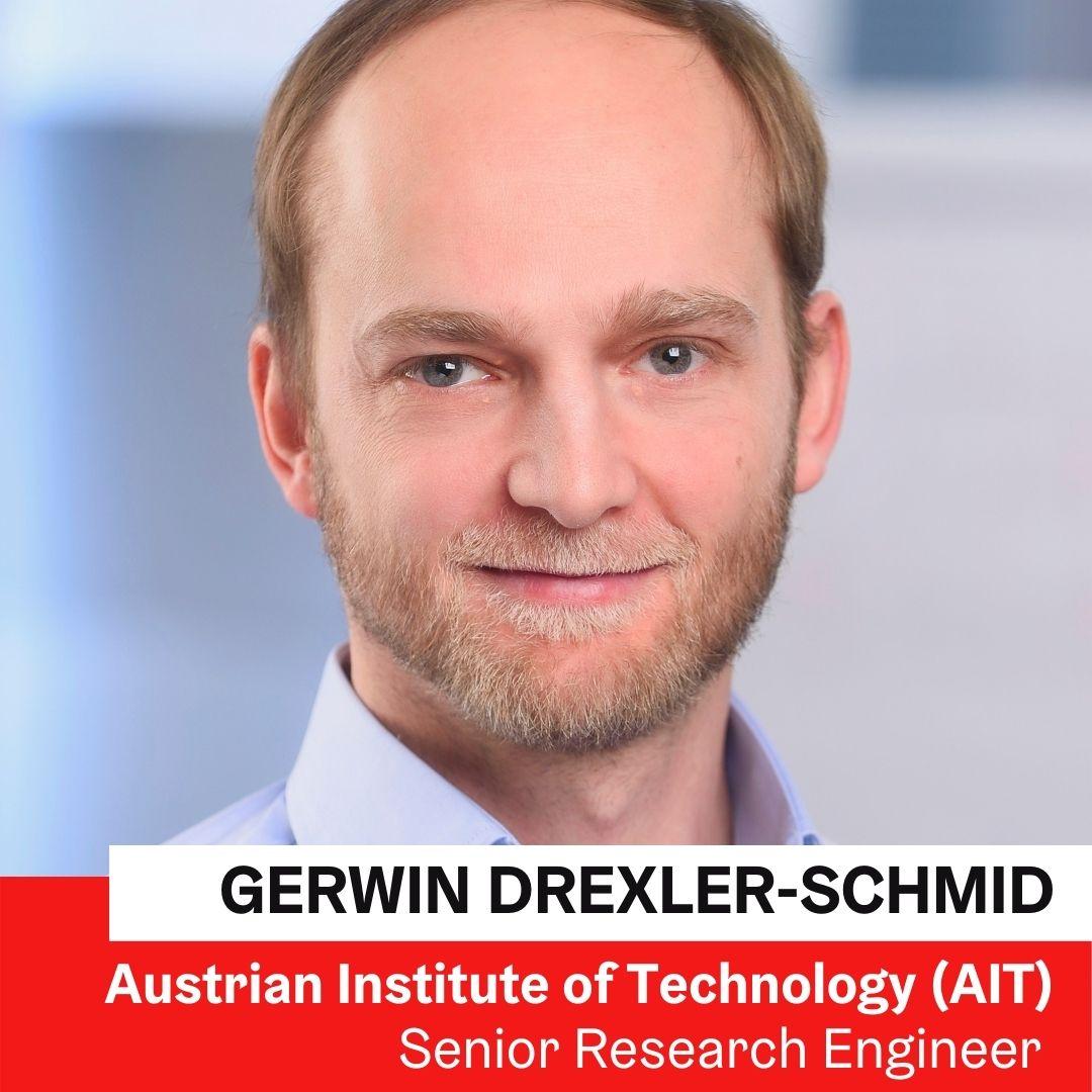 Dipl.-Ing. Dr.techn. Gerwin Drexler-Schmid | AIT Austrian Institute of Technology GmbH © AIT