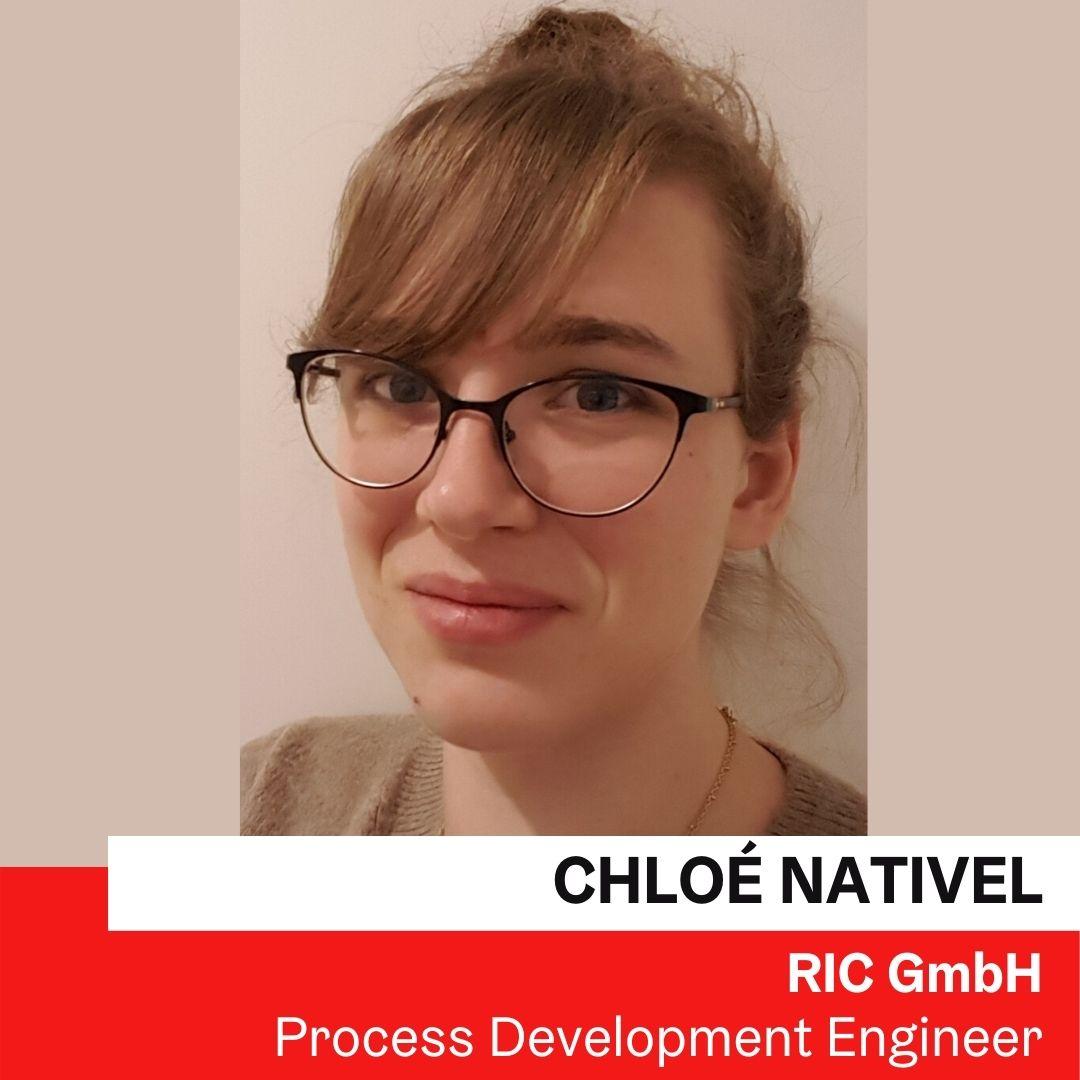 Chloé Nativel, MSc | RIC GmbH ©Chloé Nativel