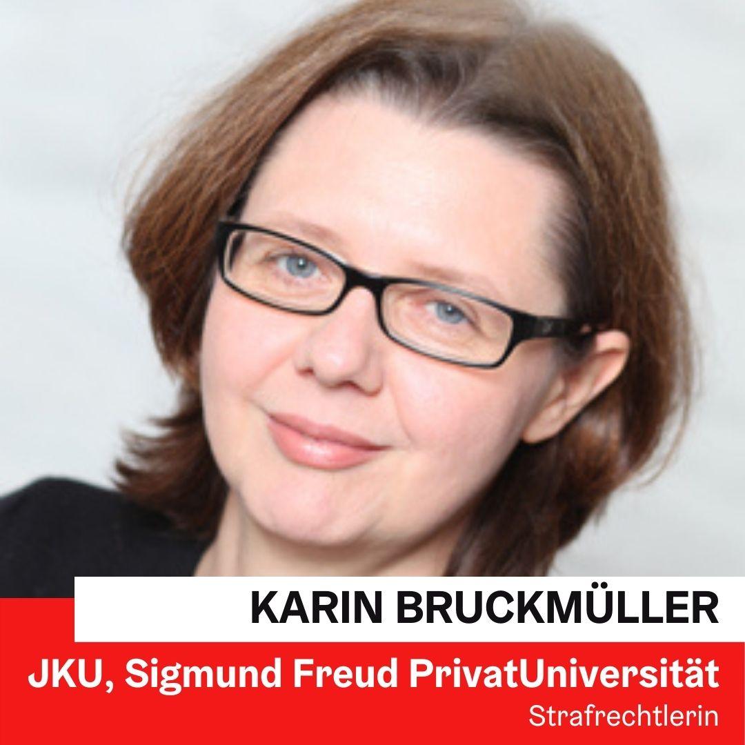 Dr. Karin Bruckmüller | JKU, Sigmund Freud Privatuniversität Wien ©Brigitte Bouroyen
