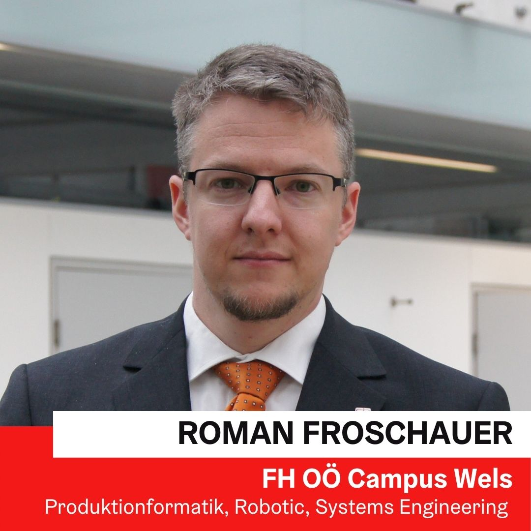 FH-Prof. Dr. Roman Froschauer | FH OÖ Campus Wels ©FHOÖ