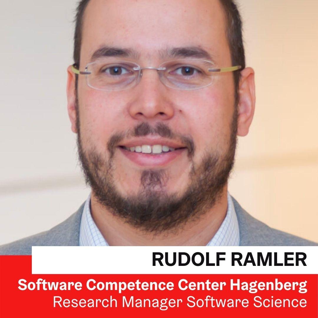 Mag. Rudolf RAMLER, Software Competence Center Hagenberg ©SCCH