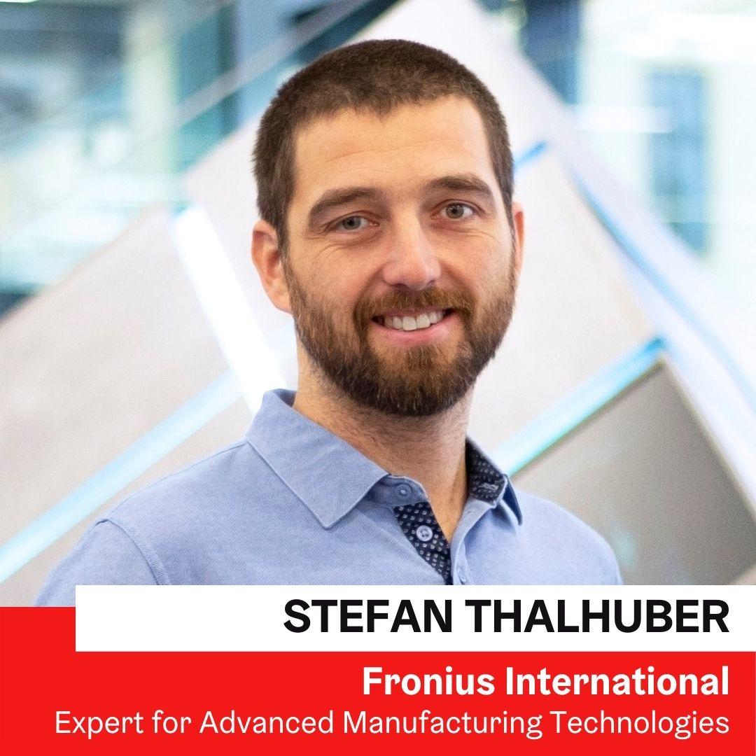 Stefan Thalhuber | Fronius International GmbH © Fronius