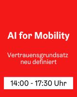 OÖ Zukunftsforum AI for Mobility
