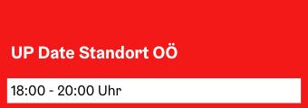 OÖ Zukunftsforum UP Date Standort OÖ