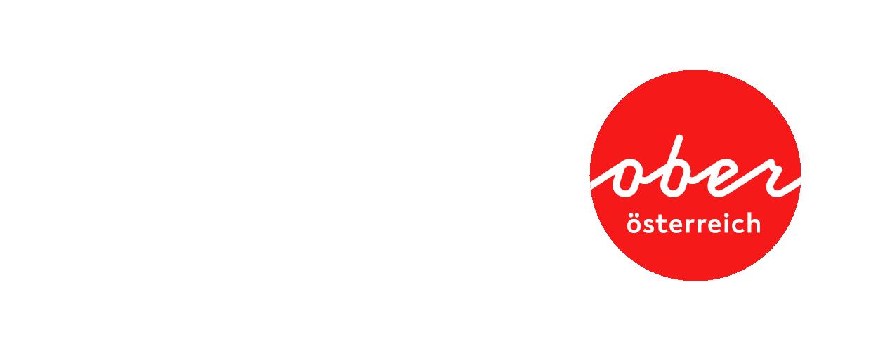 OÖ Logo plus Förderhinweis