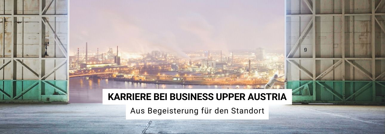 Karriere bei Business Upper Austria ©Business Upper Austria