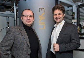 TIM-Berater Daniel Födinger, Link3 Geschäftsführer